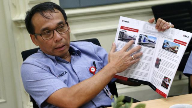 Tawarkan Lebih Murah, INKA Kalahkan China di Proyek KA Filipina dan Bangladesh (369007)