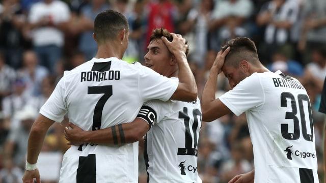 Cannavaro Akui Curamnya Kesenjangan antara Juventus dan Parma (119599)