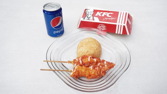 Perkenalkan Kuliner Indonesia Kfc Luncurkan Hot Rods Dan