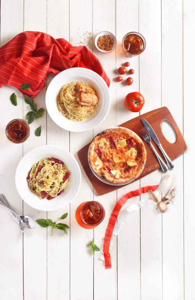 Pizza Sambal Matah, Kombinasi Unik Pizza Mi dari Popolama (88674)