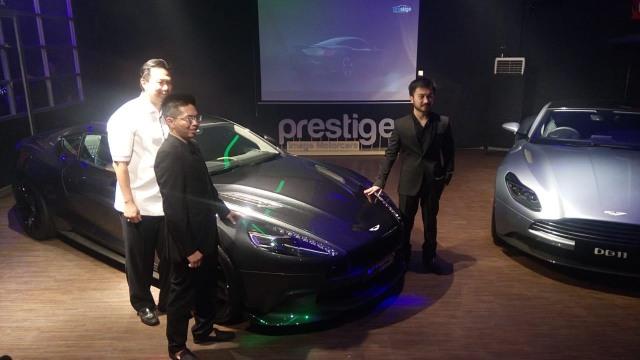 Unit Semata Wayang Aston Martin Vanquish S Ultimate Berapa Harganya Kumparan Com