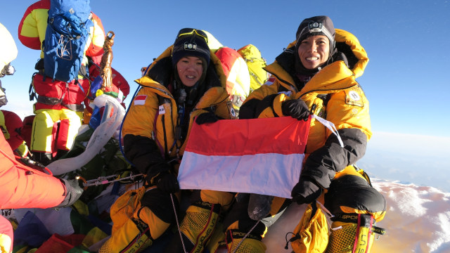 5 Pendaki Indonesia yang Taklukkan Puncak Everest - kumparan.com