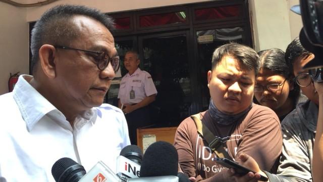M Taufik Yakin Mediasi dengan KPU DKI Soal Caleg Koruptor Bakal Gagal (18170)