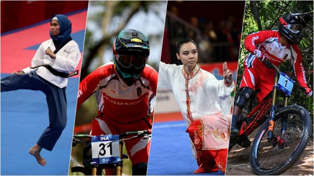 4 peraih medali emas asal Indonesia, Asian Games 2018