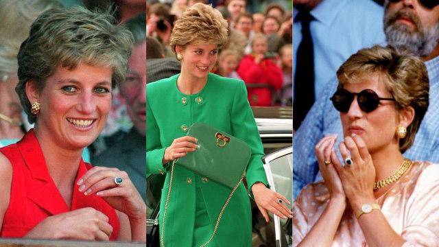 Alasan Rambut Putri Diana Tidak Pernah Panjang (80433)
