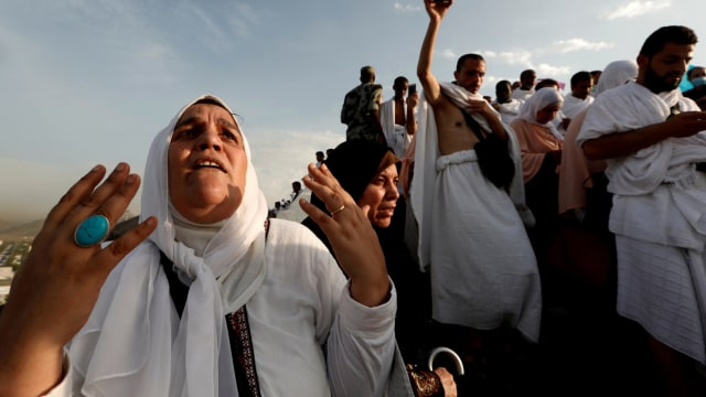 Hari Arafah, Penanda Puncak Ritual Haji (462982)