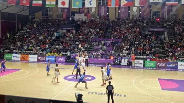 Live Feed Asian Games 2018: Timnas U-23 Juara Grup A (1225110)