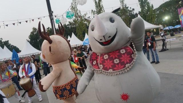 Penjelasan INASGOC soal Masalah Pre Order Boneka Maskot Asian Games (74557)