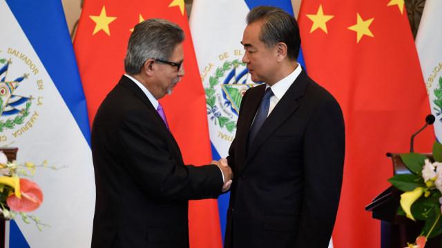 El Salvador dan China resmi buka hubungan diplomatik