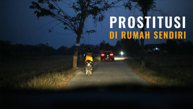 Prostitusi di rumah sendiri