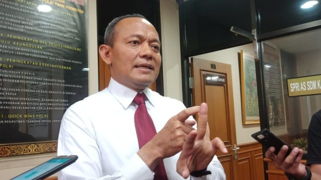 Kabareskrim Polri Arif Sulistyanto