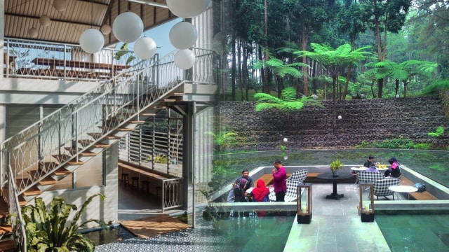 5 Restoran Keluarga Kekinian Di Bogor Untuk Akhir Pekan Kumparan Com