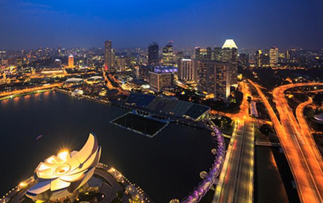 Wisata Keliling Kota Singapura