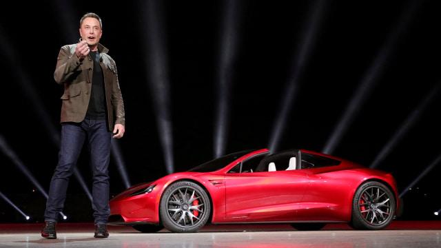 Tesla Dikabarkan Tertarik Bangun Pabrik di Indonesia, Apa Kata Bos MIND ID? (181204)