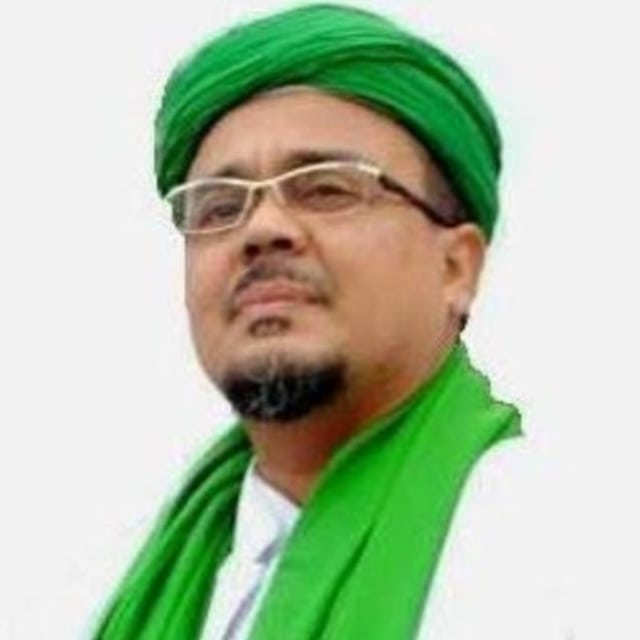 Surat Cinta Untuk Habib Rizieq Shihab Singa Allah Dari Negeri Timur Kumparan Com