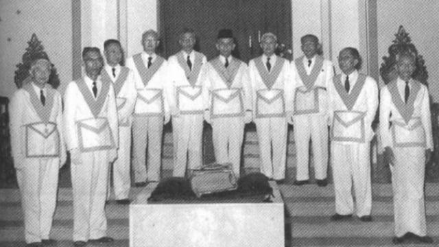 Bagaimana Freemason Masuk dan Berkembang di Indonesia? (503312)