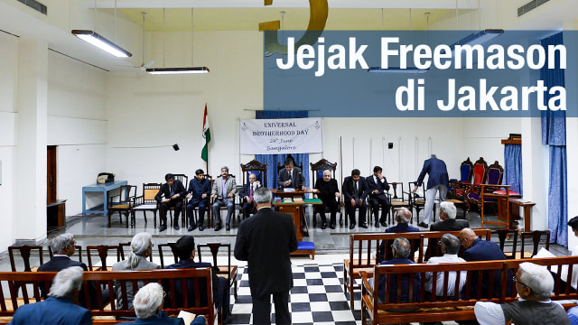 Bagaimana Freemason Masuk dan Berkembang di Indonesia? (503311)