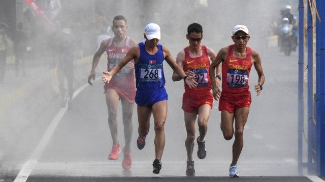 Pelari Maraton Punya Bakteri Spesial, Bisa Tingkatkan Performa Fisik (12034)