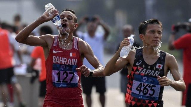Maraton di Asian Games 2018