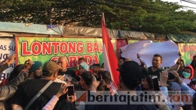 Polda Jatim soal #2019GantiPresiden: Dhani dan Si Sandi Tanggung Jawab (85730)