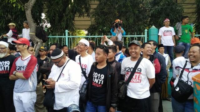 Klarifikasi Polda Jatim soal Kambing dan Banteng #2019GantiPresiden (96441)