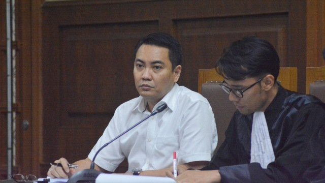 Eks Anggota DPR Fayakhun Ajukan PK, Minta Dibebaskan Hakim (750445)