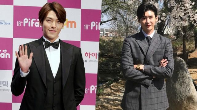 Kim Woo Bin dan Lee Jong Suk