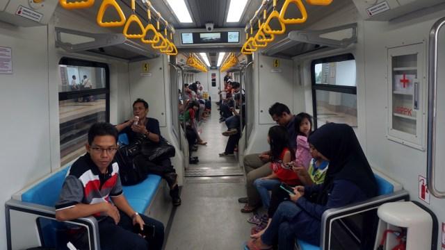 Gratis Naik LRT Palembang, Asian Games 2018