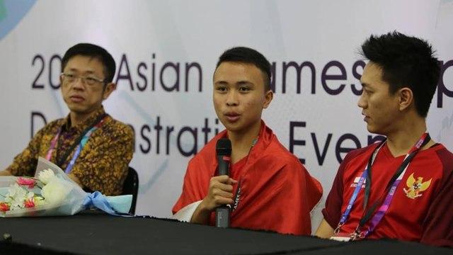 Indonesia Raih Medali Emas Pertama di Cabang eSports Asian Games 2018 (82118)