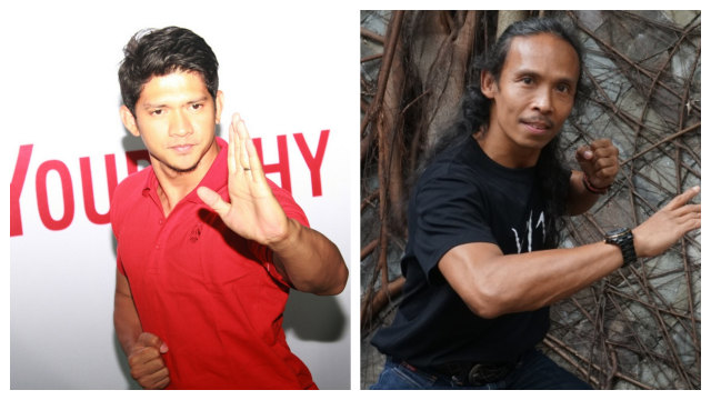 Iko Uwais vs Yayan Ruhian