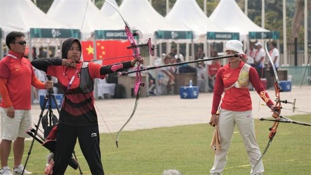 Atlet panahan Indonesia, Diananda Choirunisa