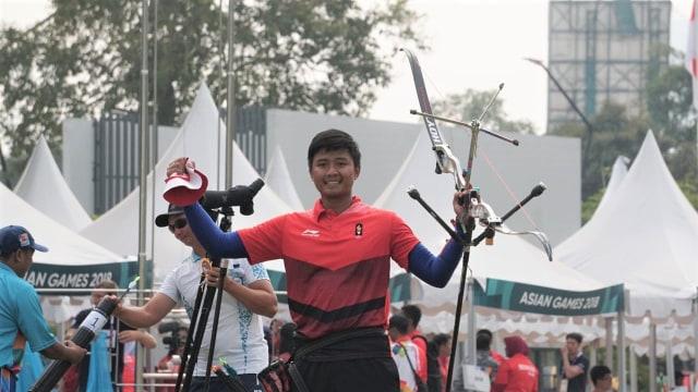 Atlet panahan Indonesia, Ega Agata Salsabila, Asian Games