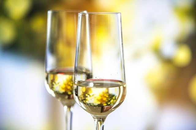 Ilustrasi wine