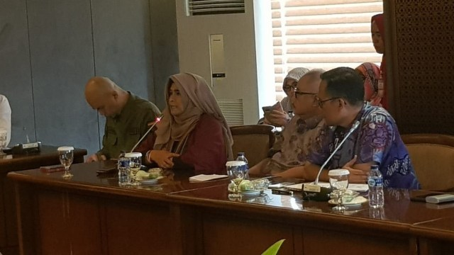 Neno-Ahmad Dhani Adukan Larangan Aksi Ganti Presiden ke Fadli-Fahri (52716)