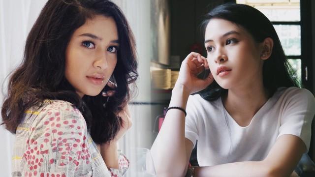 Mikha Tambayong dan Maudy Ayunda