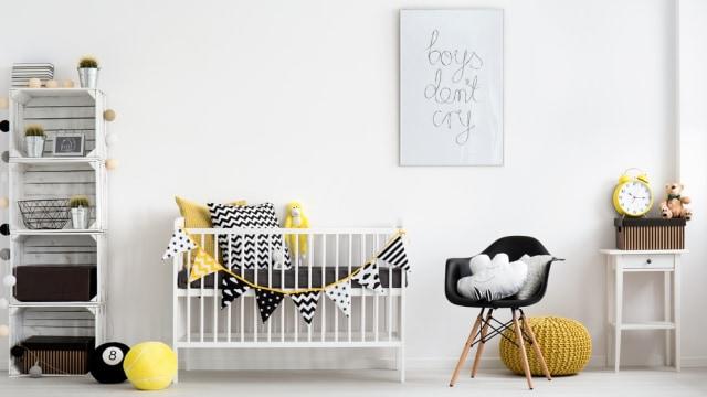 Inspirasi Parenting: 5 Interior Kamar Bayi yang Kekinian (13058)