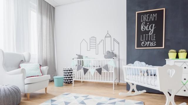 Inspirasi Parenting: 5 Interior Kamar Bayi yang Kekinian (13060)