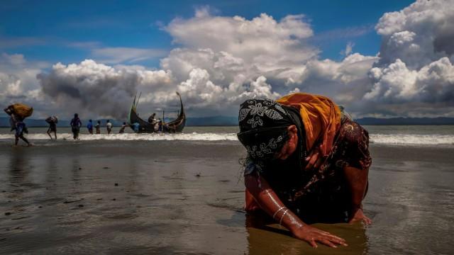Soal Isu Rohingya, Indonesia Dorong Myanmar Wujudkan Formula 4+1 (81657)