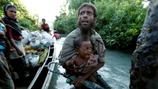 Krisis Kemanusiaan di Myanmar Akan Dibahas di KTT ASEAN 2018 (32700)