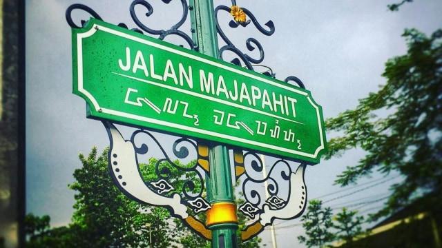 Balada Jalan Majapahit dan Hayam Wuruk di Bandung (50067)