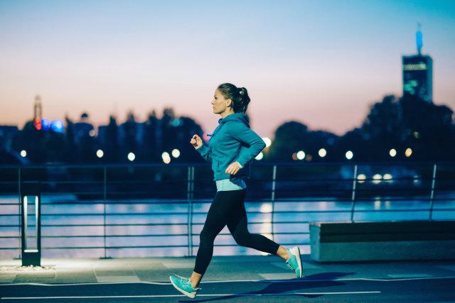 com-Jogging