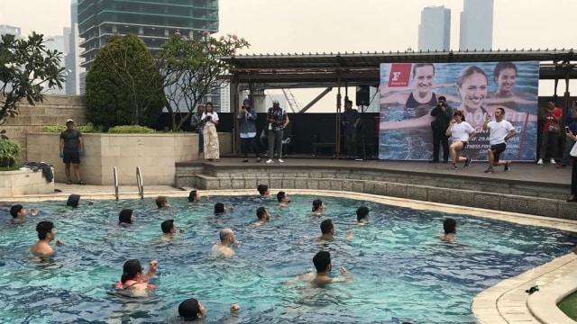 Kelas Fitness First Taman Anggrek