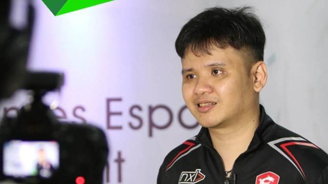 Hendry 'Jothree' Handisurya, Atlet eSports Indonesia