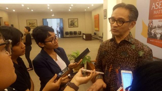Apa Jadinya Dunia Tanpa ASEAN, Versi Eks Menlu RI Marty Natalegawa (33077)