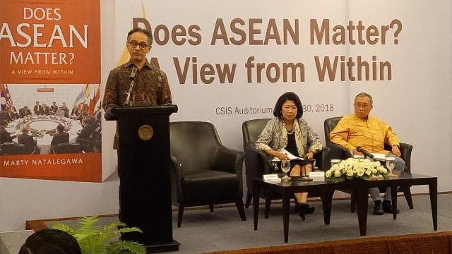 Apa Jadinya Dunia Tanpa ASEAN, Versi Eks Menlu RI Marty Natalegawa (33079)