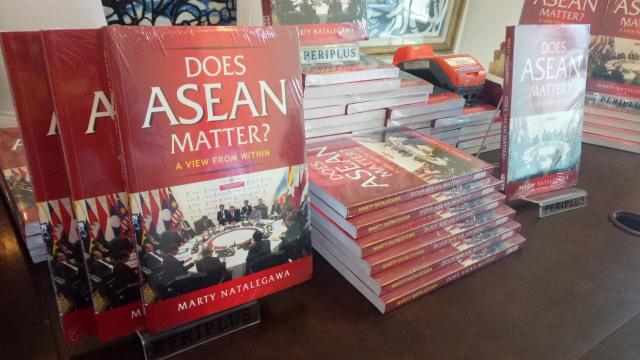 Eks Menlu Marty Natalegawa Kritisi ASEAN yang Kian Tak Dianggap  (511667)