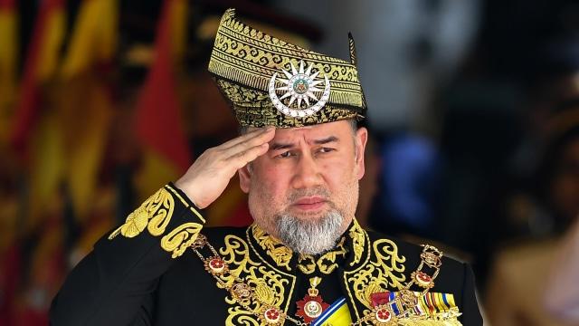 Pemerintah Kelantan Terima Keputusan Mundur Sultan Muhammad V (300498)
