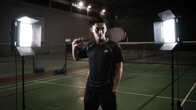 Atlet bulutangkis tunggal putra Indonesia, Jonatan Christie