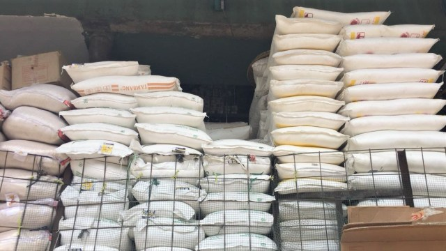 Gula Putih Rafinasi, Pasar Induk Kramat Jati