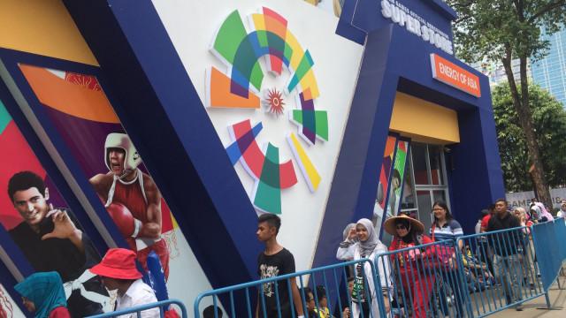 Layanan Pre Order Boneka Maskot Asian Games Diundur, Antrean Mengular (75291)
